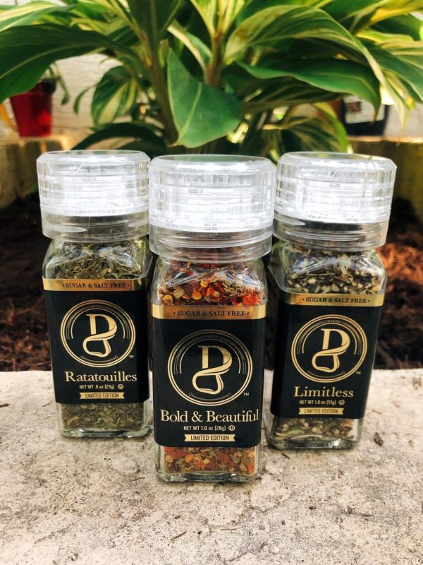 Domin8 Spices